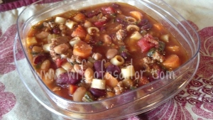 Nothing better than Crockpot Pasta Fagioli